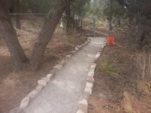 Pathway to Rabbit Gate